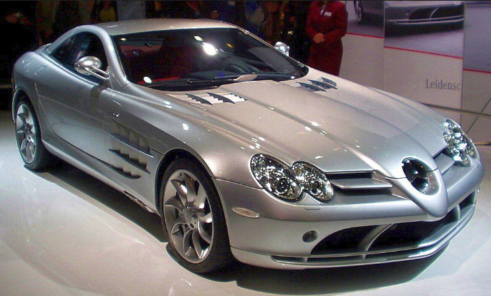Mercedes-Benz SLR McLaren Car-Expensive Cars