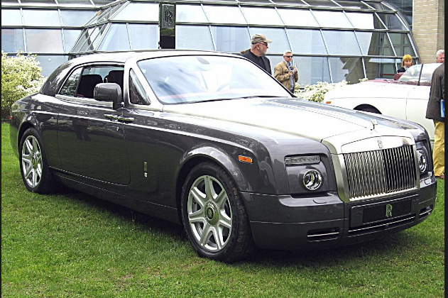 Rolls-Royce Phantom Car-Expensive Cars