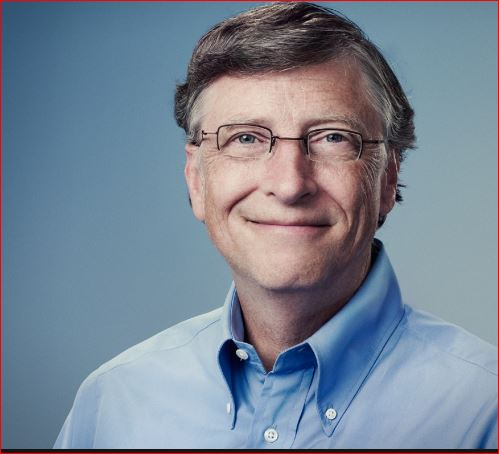 Bill Gates-Top Computer Business Man