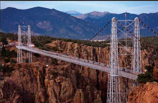 Royal George Bridge-World's Scariest Bridges